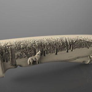knive handels model