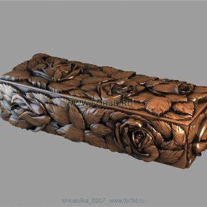 cnc ring box model file