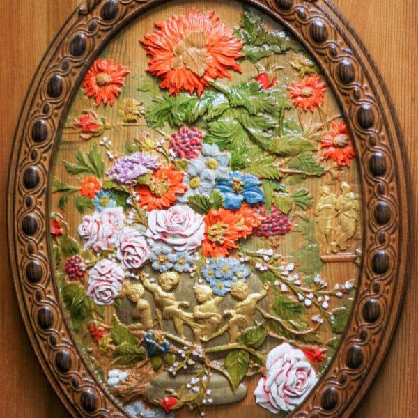flowers cnc file model