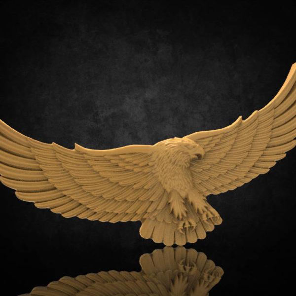 Eagle cnc file