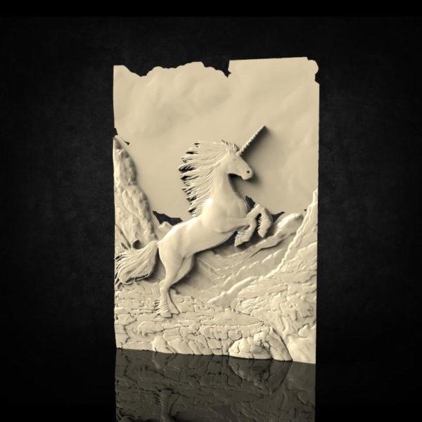 Unicorn cnc file