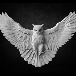 owl cnc