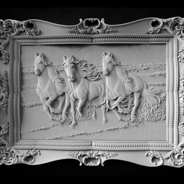 horse cnc file