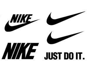 Nike SVG EPS Vector Files