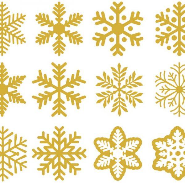 Snowflake SVG, Winter SVG, Christmas SVG, Snow Svg, For Cricut, For Silhouette, Svg File, Cut Files, Vector, Digital File, Dxf, Png, Bundle