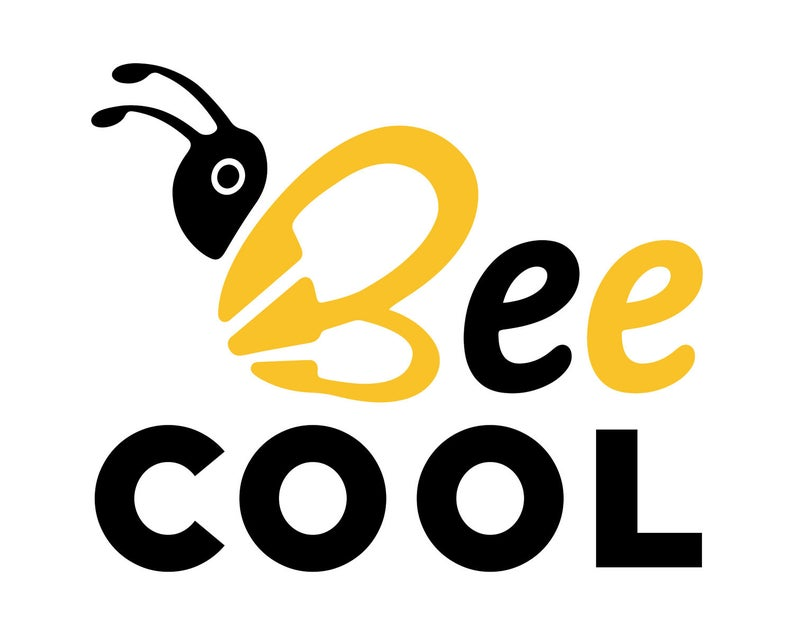 Bee SVG, Bee Kind SVG, Bee Cool, Keep Calm and Bee Awesome, For Cricut, For Silhouette, Cut File, SVG File, Vector, Dxf, Eps, Png, Svg