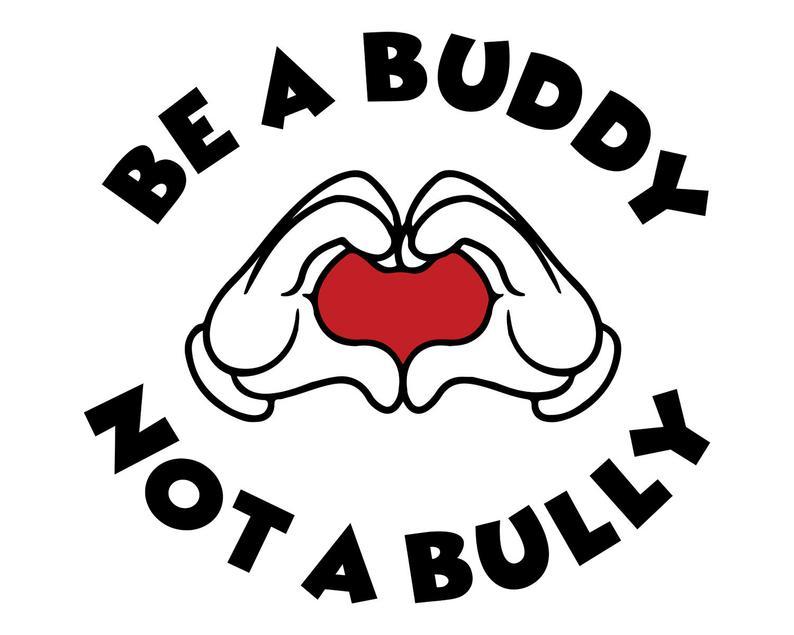 Stop Bullying Svg