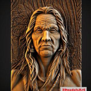 Injun 3D STL Model